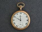 Lot: 3656 - WALTHAM POCKET WATCH