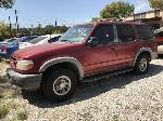 Lot: 01 - 2000 FORD EXPLORER SUV