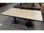 Lot: 2005 - Wide Bar Table