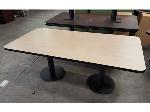 Lot: 2006 - Wide Bar Table
