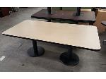 Lot: 2007 - Wide Bar Table