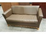 Lot: 2018 - Leather Couch