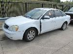 Lot: 1722772 - 2006 FORD FIVE HUNDRED