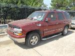 Lot: 1722868 - 2003 CHEVROLET TAHOE SUV