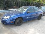Lot: 1723206 - 2003 PONTIAC SUNFIRE
