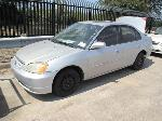 Lot: 1723271 - 2002 HONDA CIVIC