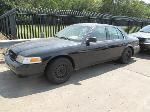 Lot: 1723300 - 2008 FORD CROWN VICTORIA - KEY* & STARTS