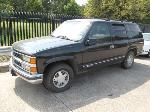 Lot: 1723395 - 1996 CHEVROLET TAHOE SUV - KEY* & STARTS