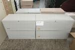 Lot: 44 - (4) LATERAL FILE CABINETS