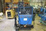 Lot: 54 - MILLER SYNCROWAVE 300 WELDING MACHINE