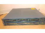 Lot: 143 - (2) Cisco WS-C3548XL Network Switches