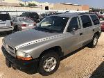 Lot: 11 - 2002 Dodge Durango SUV