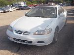 Lot: 429 - 2002 HONDA ACCORD