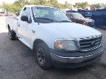 Lot: 481 - 2001 FORD F150 PICKUP