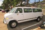 Lot: 114 - 1994 CHEVROLET 15 PASSENGER VAN