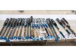 Lot: 02-19356 - (23) Used Fastpitch Softball Bats<BR><span style=color:red>Updated 10/5/17</span>