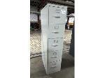 Lot: 02-19380&19381 - (2) File Cabinets