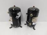 Lot: 39 - (2) Reciever Tanks