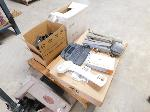 Lot: 43 - Projectors, Pipe Fittings, Lights, Misc