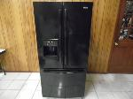 Lot: A6156 - Working Kenmore French Door Refrigerator