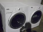 Lot: A6157 - Working Whirlpool Stackable Washer Dryer
