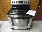 Lot: A6158 - Working Kenmore Stainless Convection Oven