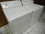 Lot: A6176 - Like-New Kenmore Elite Washer Dryer Set