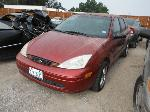 Lot: 11-901549 - 2000 FORD FOCUS