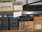 Lot: 26 - Electronics, Money Drawers, Police in-call Video System