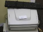 Lot: 41&42 - Cannon Printer, Dell Keyboard & HP Printer