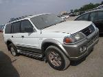 Lot: 02-064151 - 2000 Mitsubishi Montero Sport SUV