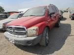 Lot: 12-622605 - 2005 Dodge Durango SUV
