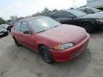Lot: 26-016943 - 1993 Honda Civic