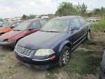 Lot: 39-276161 - 2004 Volkswagen Passat