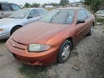 Lot: 41-249733 - 2004 Chevrolet Cavalier