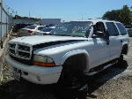 Lot: 522 - 2002 DODGE DURANGO SUV