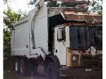Lot: 32 - 2008 Mack Solid Waste Truck