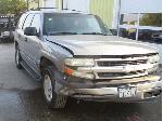 Lot: 04 - 2002 CHEVY TAHOE SUV