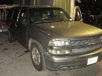 Lot: 15 - 2001 CHEVY TAHOE SUV