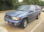 Lot: 17-2054 - 2002 NISSAN PATHFINDER SUV