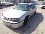Lot: 23-111486 - 2002 Chevrolet Impala