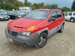 Lot: B-09 - 2001 PONTIAC AZTEK SUV<BR><span style=color:red>Updated 10/11/17</span>