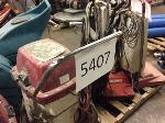 Lot: 5407 - (3 PALLETS) CUSTODIAN CLEANING EQUIPMENT