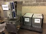 Lot: 5440 - COLD STORAGE BOX & STEAMER CARTS