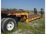 Lot: 13 - 1968 HYSTER TRAILER