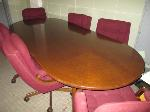Lot: 31.PAS - Conference Table and (6) Chairs