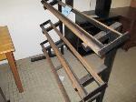 Lot: 38.PAS - Dumbbell rack holder