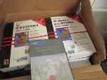 Lot: 39.PAS - Iomega CD RW & (7 boxes) Books