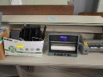 Lot: 50.PAS - (2) Tables and (2) Cabinets and laminators