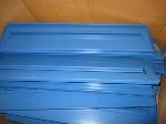 Lot: 53.PAS - (7 boxes) Metal shelving